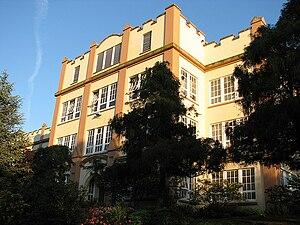 Kitsilano Secondary School - Image: Kitsilano Sec 3