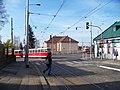 Klapkova, křižovatka s ulicemi Zenklova, Trojská a Nad Šutkou.jpg