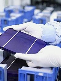 List Of Photovoltaics Companies Wikipedia
