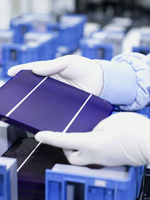 Bosch Solar Energy - monocrystalline solar cell