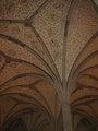 Klosten Bebenhausen Sommerrefektoriom Gewölbe 2.jpg