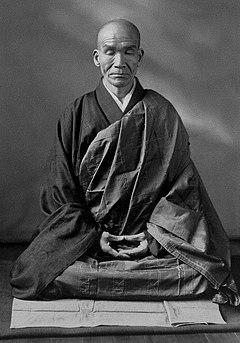 <i>Zazen</i> meditative discipline in Zen Buddhism