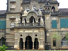 Kolhapur New Palace Entrance.jpg