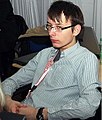Konf Wikimedia Polska 2010 Stefaniak.jpg