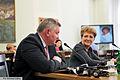 """Konferencja """"O niepłodności przy okrągłym stole - leczenie niepłodności w Polsce w perspektywie pacjentów, polityków i lekarzy"""" (2013-03-20) (8580149796).jpg"""