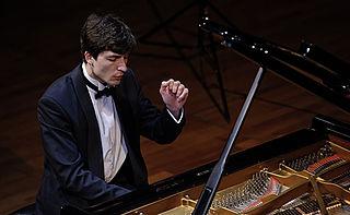 Konstantin Shamray Russian pianist
