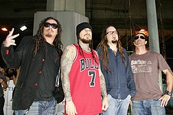 Korn MTV Asia Awards 2006.jpg