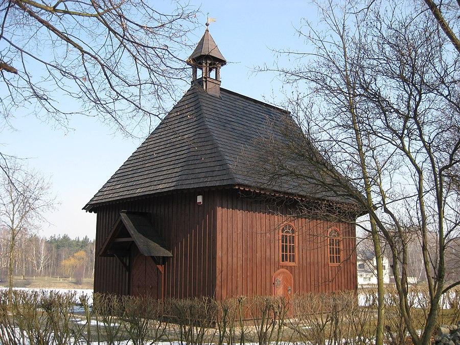 Holy Cross Church, Września