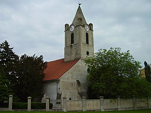 Šamorín - A church in Šamorín