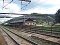Králův Dvůr, nádraží, lávka Králodvorských železáren (01).jpg