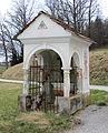 Kremenica Slovenia shrine.JPG