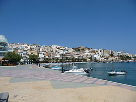Skyline of Sitia