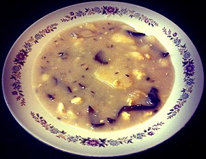 North Slavic fermented cereal soups