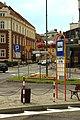 Krosno, Wislocza, autobusová zastávka.jpg