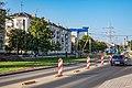 Kuliašova street (Minsk) p02.jpg