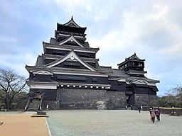 Kumamoto Castle (Kumamoto Jo)