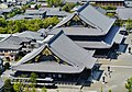 Kyoto Kyoto Tower Blick auf Higashi Hongan-ji 2.jpg