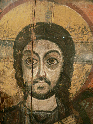 Bawit - A representation of Christ