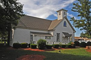 Lacey Township, New Jersey - Lacey Schoolhouse Museum