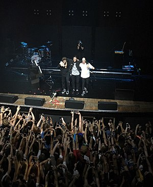 LANY - LANY at the House of Blues in Dallas, Texas on September 28, 2017