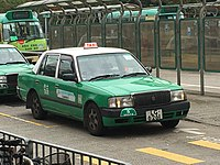 Taxicabs of Hong Kong - Wikipedia