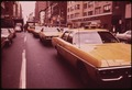 LINEUP OF FARE-SEEKING TAXIS ON LEXINGTON AVENUE AND 61ST STREET - NARA - 554331.tif