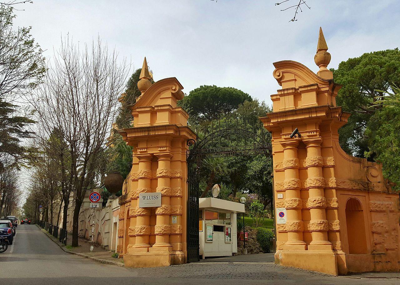 File:LUISS sede centrale Via Pola.jpeg - Wikimedia Commons
