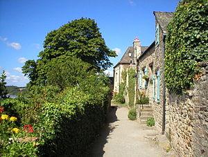 La Roche-Bernard - A street of La Roche-Bernard