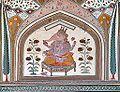 La porte de Ganesh (fort d'Amber) (8490834310).jpg