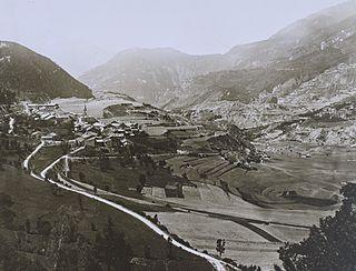 Villarodin-Bourget Commune in Auvergne-Rhône-Alpes, France
