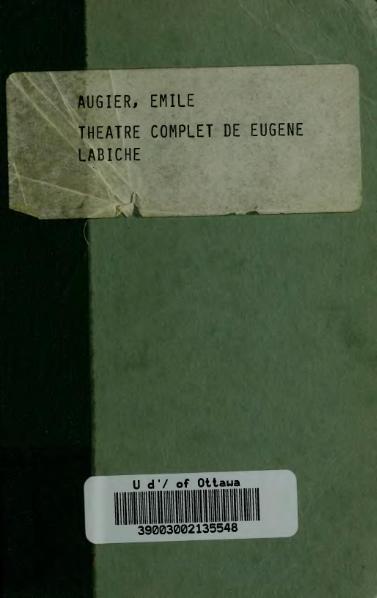 File:Labiche - Théâtre complet, Calman-Lévy, 1898, volume 01.djvu