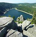 Lac Blanc et Rocher Hans depuis le chaos de pierres.jpg