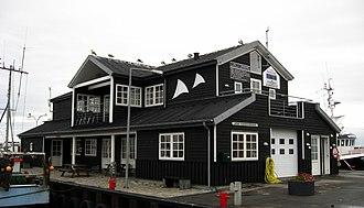 Fishing industry in Denmark -  Fishermen Association on Læsø, Denmark