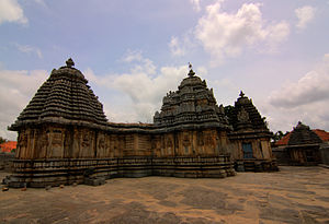 Lakshmi Devi Temple, Doddagaddavalli - Image: Lakshmi Devi Temple