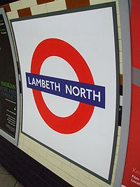 Lambeth North stn roundel.JPG