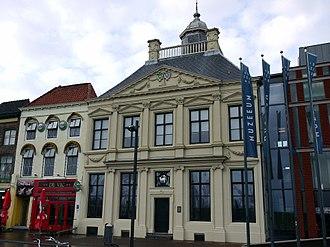 Cornelius Lampsins - The Lampsins house in Vlissingen