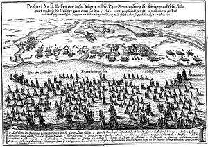 1678 in Sweden - Renewed invasion by the allies on 23 September 1678, 8 months after the battle