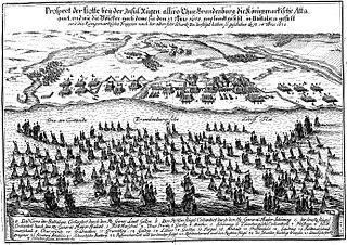 Invasion of Rügen (1678)