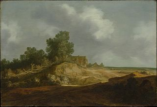 Landscape with a Cottage