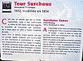 Langres. Informations sur la tour Surchoue.jpg