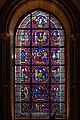 Laon Cathedral Stained Glass Window North Aisle 01.JPG