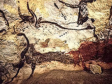 prehistoric art time period