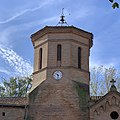 Lasserre - Clocher église.jpg
