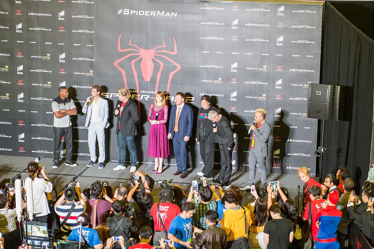 amazing spiderman 2 � wikipedie
