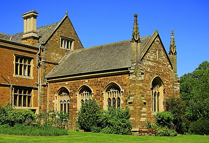 How to get to Launde Abbey with public transport- About the place