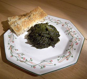 Seaweed - Laver and toast