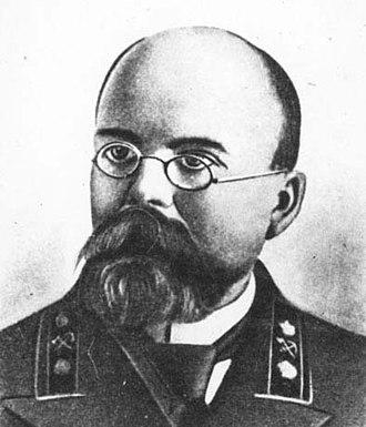 Lavr Proskouriakov - Lavr Dmitrievich Proskouriakov