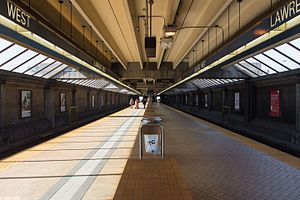 Lawrence West station - WikiVisually