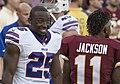 LeSean McCoy DeSean Jackson 2016.jpg