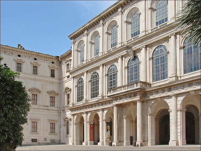 File:Le Palais Barberini (Rome) (5970341712).jpg